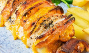 Easy Peasy Syn Free Hasselback Chicken – Slimming World Recipes Dinner