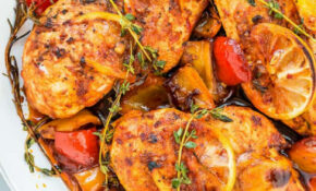 Easy Peri Peri Chicken Breasts – Mommy's Home Cooking – Recipes Using Chicken Breast