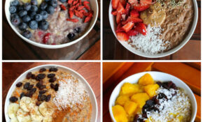 Easy Plant Based Breakfast Ideas | The Conscientious Eater – Food Recipes For Breakfast