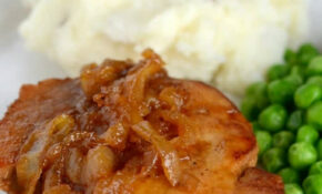 Easy Pork Chops With Caramelized Onions – Creations By Kara – Food Recipes Crock Pot