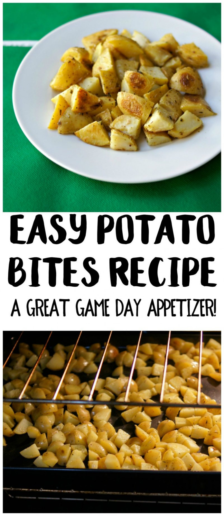 Easy Potato Bites Recipe {A Great Game Day Appetizer ..