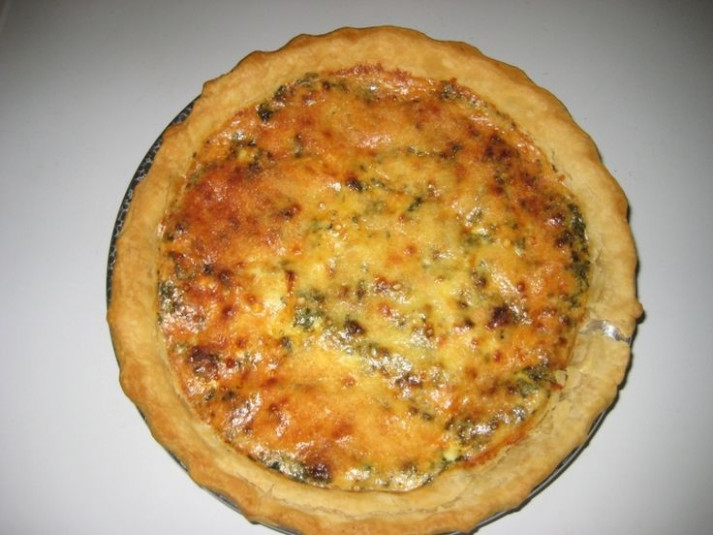 Рецепт Easy Quiche | Recipe | Dinner, Ideas and The o'jays