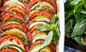 Easy Ratatouille Recipe (Vegan, Gluten Free, Freezable ...
