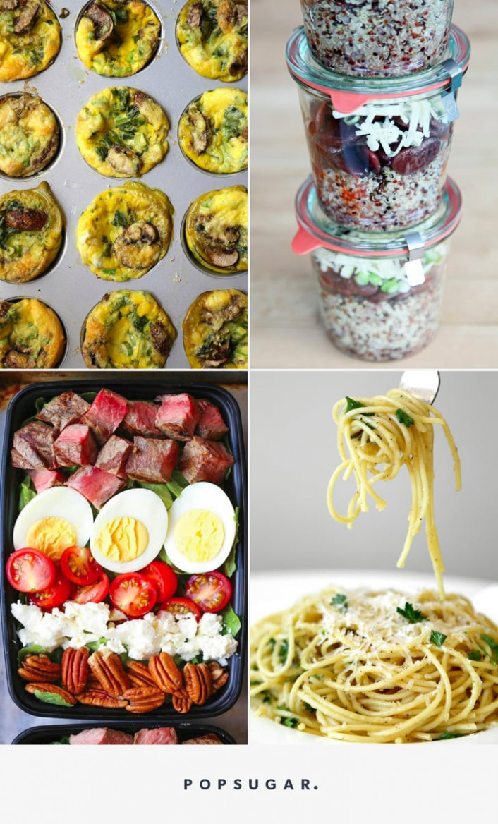 Easy Recipes For Breakfast, Lunch, And Dinner | POPSUGAR Food - Recipes Breakfast For Dinner