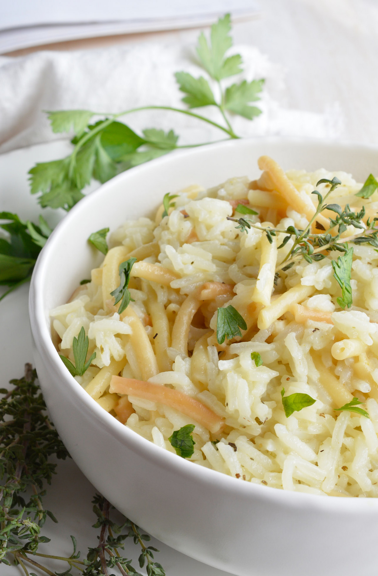 Easy Rice Pilaf Recipe From The Weeknight Dinner Cookbook ..
