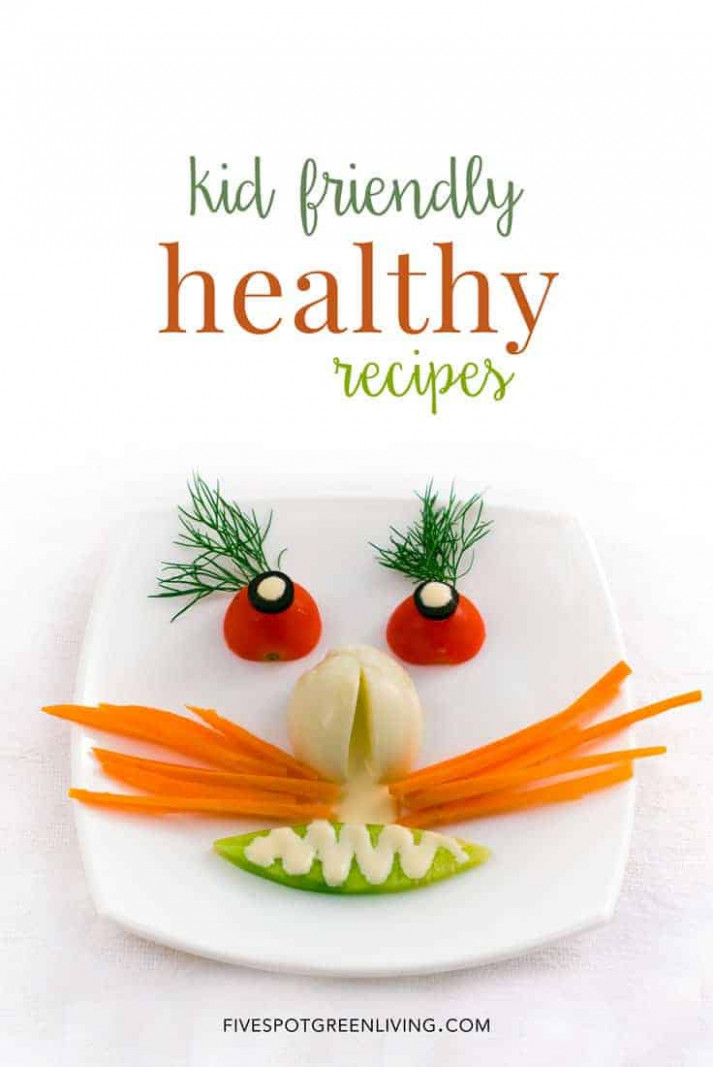 Easy Rice Recipes For Kids - Five Spot Green Living - Recipes Kid Friendly Healthy