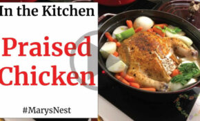 Easy Sheet Pan Chicken Dinner For Beginners (Video) – Mary ..