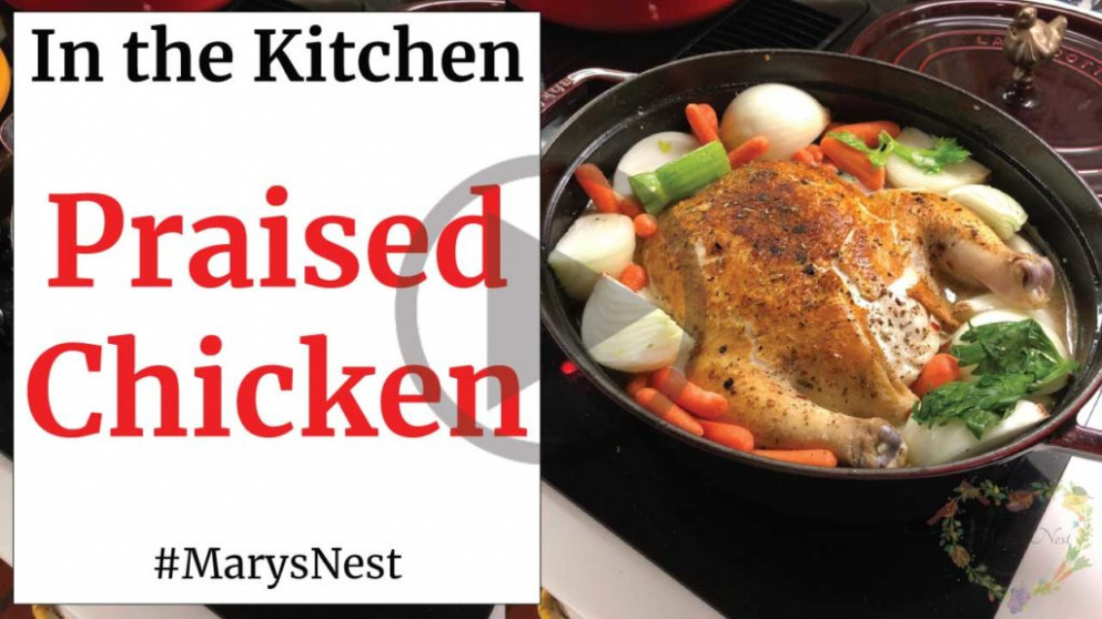 Easy Sheet Pan Chicken Dinner for Beginners (Video) - Mary ..