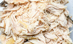 Easy Shredded Chicken Recipe – Add A Pinch – Recipes Made With Shredded Chicken