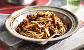 Easy Spaghetti Bolognese – Bbc Food Recipes
