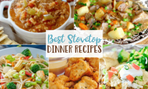 Easy Stovetop Dinner Recipes | The Country Cook – Dinner Recipes And Ideas