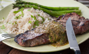 Easy Strip Loin Steaks On The BBQ – Food Recipes You Can Make At Home
