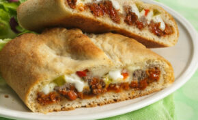 Easy Stromboli Recipe – Recipes For Dinner Easy