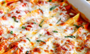 Easy Stuffed Shells – Best Dinner Recipes Of All Time
