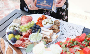 Easy Summer Dinner Party Menu + Setup | Luci's Morsels – Easy Dinner Party Recipes Make Ahead