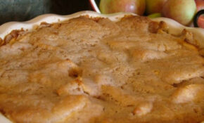 Easy Swedish Apple Pie Recipe – Allrecipes