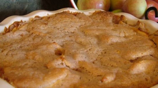 Easy Swedish Apple Pie Recipe - Allrecipes