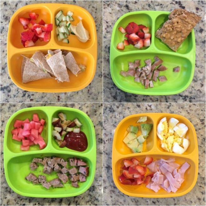 Easy Toddler Meal Ideas - August | My Kids Might Actually ..