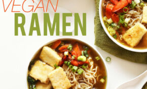 Easy Vegan Ramen | Recipe | Ramen, Soups And Vegan Meals – Recipes Easy Vegetarian