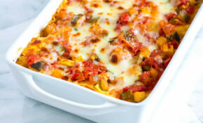 Easy Vegetable Lasagna – Recipes Vegetarian Lasagne