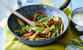 Easy Vegetable Stir Fry Recipe – BBC Food – Stir Fry Recipes Vegetarian
