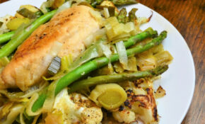 Easy Weight Loss Recipes! – Chicken, Leek, And Asparagus On ..