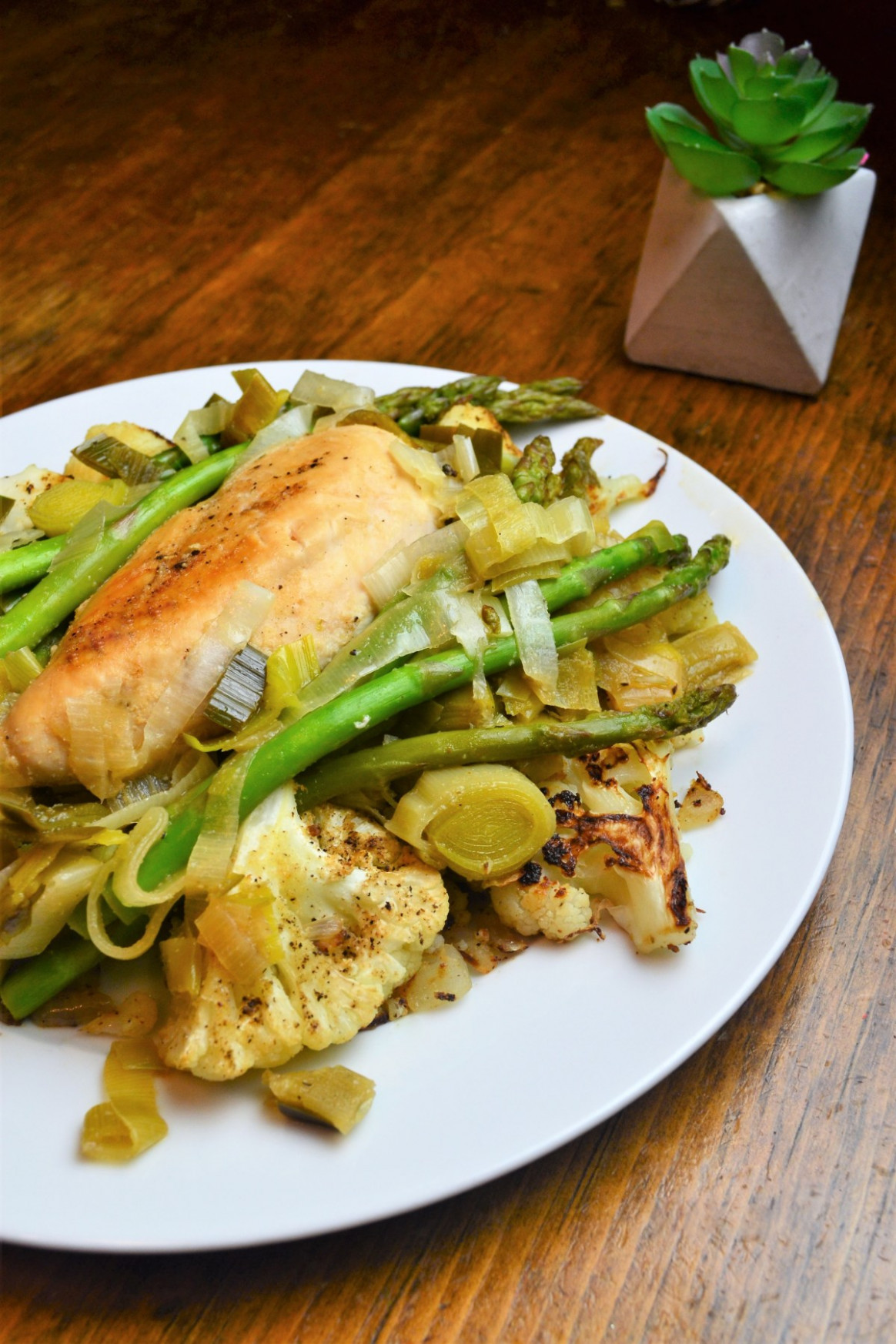 Easy Weight Loss Recipes! - Chicken, Leek, and Asparagus on ..