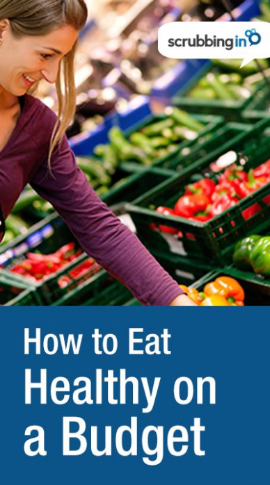 Eating healthy on a budget | Eat Healthy! | Healthy eating ..