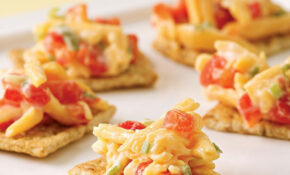 EatingWell's Pimiento Cheese Recipe – EatingWell – Healthy Recipes Eating Well