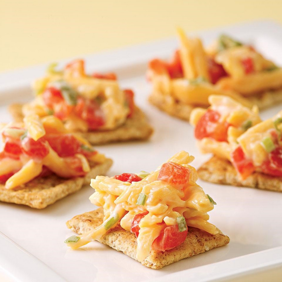 EatingWell's Pimiento Cheese Recipe - EatingWell - Healthy Recipes Eating Well