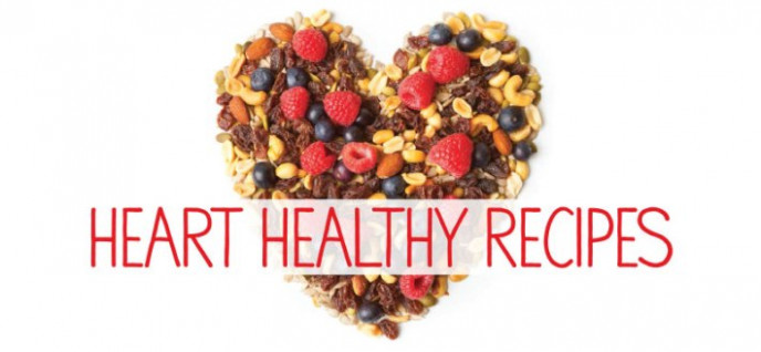 Ebook of Heart Healthy Recipes - Just for Hearts - healthy recipes ebook