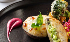 Edamame Bean Stuffed Portobello Mushroom – Recipes Stuffed Mushrooms Vegetarian
