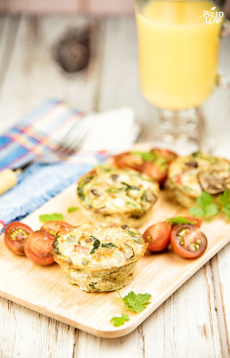 Egg And Vegetable Muffins Recipe - recipes breakfast muffins healthy