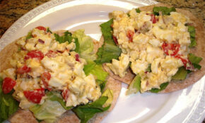 Egg Salad – Healthy Recipes To Gain Weight