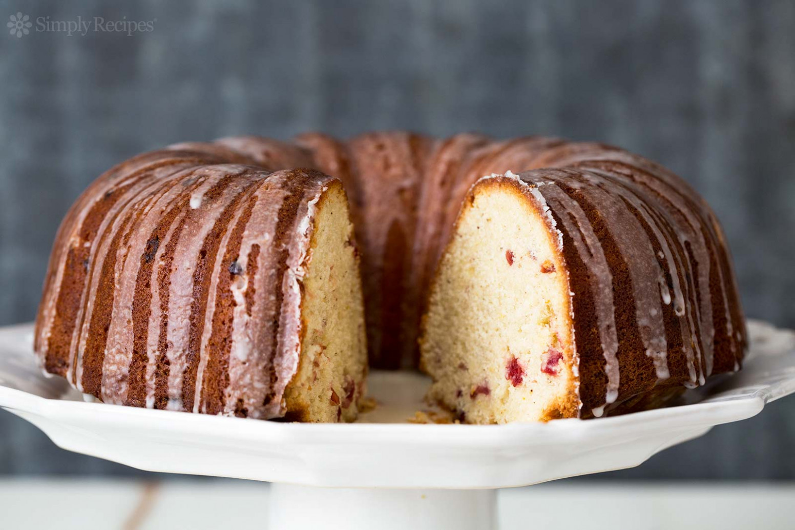 Eggnog Pound Cake Recipe | SimplyRecipes