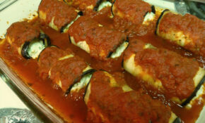 Eggplant Manicotti – Food Recipes Delivery