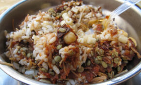 Egyptian Koshary Recipe – Food Republic – Recipes Egyptian Food