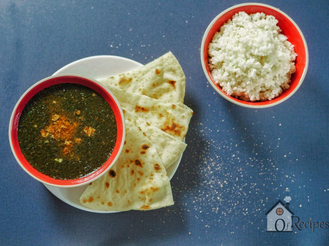 Egyptian Molokhia Recipe (Corchorus Soup) - Ofrecipes - Home ..