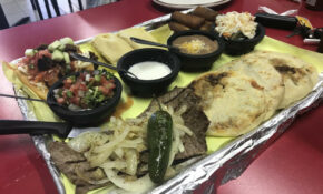 El Salvadorian Food