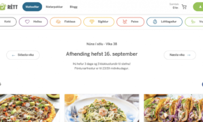 Eldum Rétt – Food Delivery Service Built On Decoupled Drupal ..