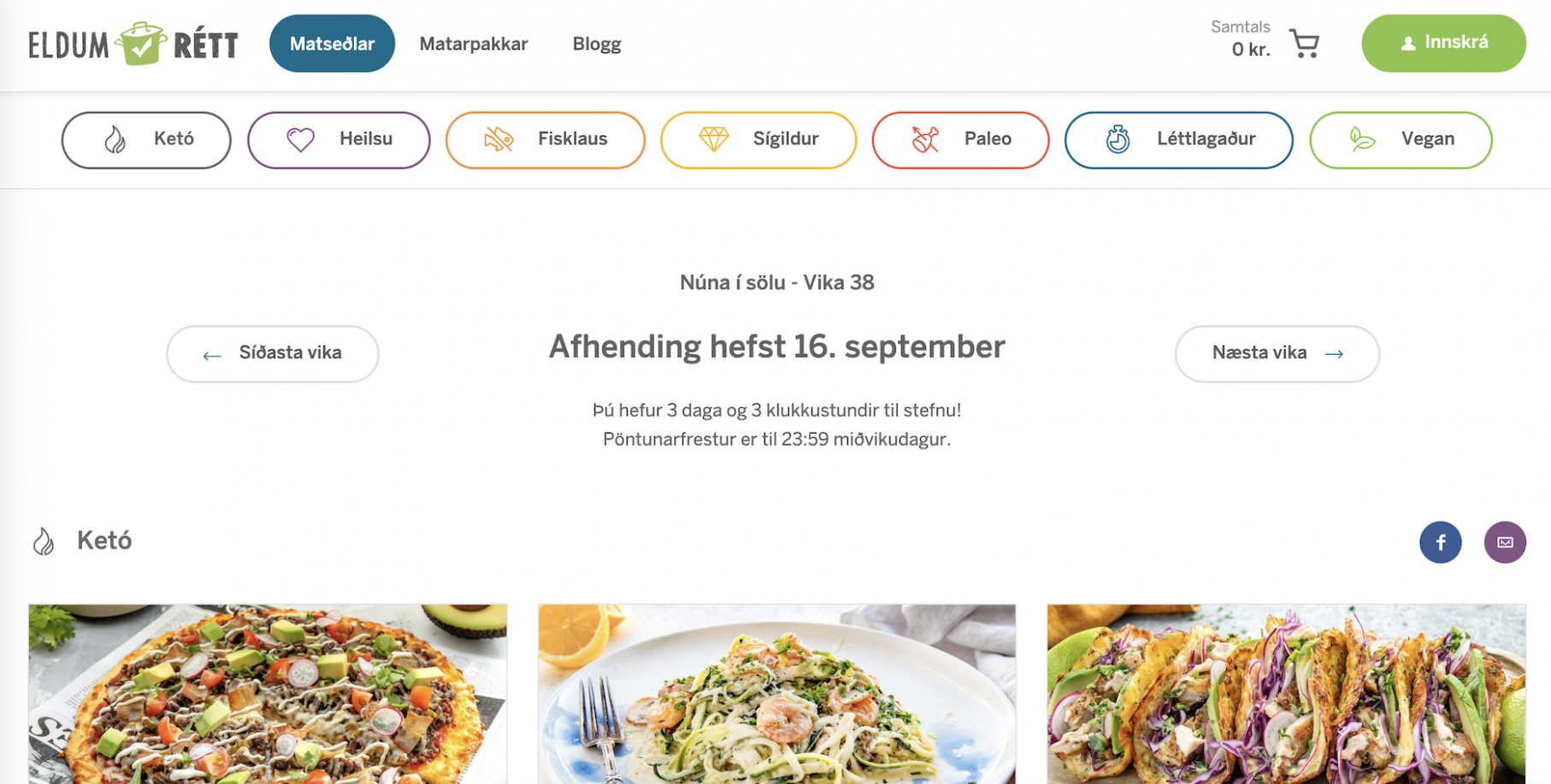 Eldum Rétt - Food delivery service built on Decoupled Drupal ..