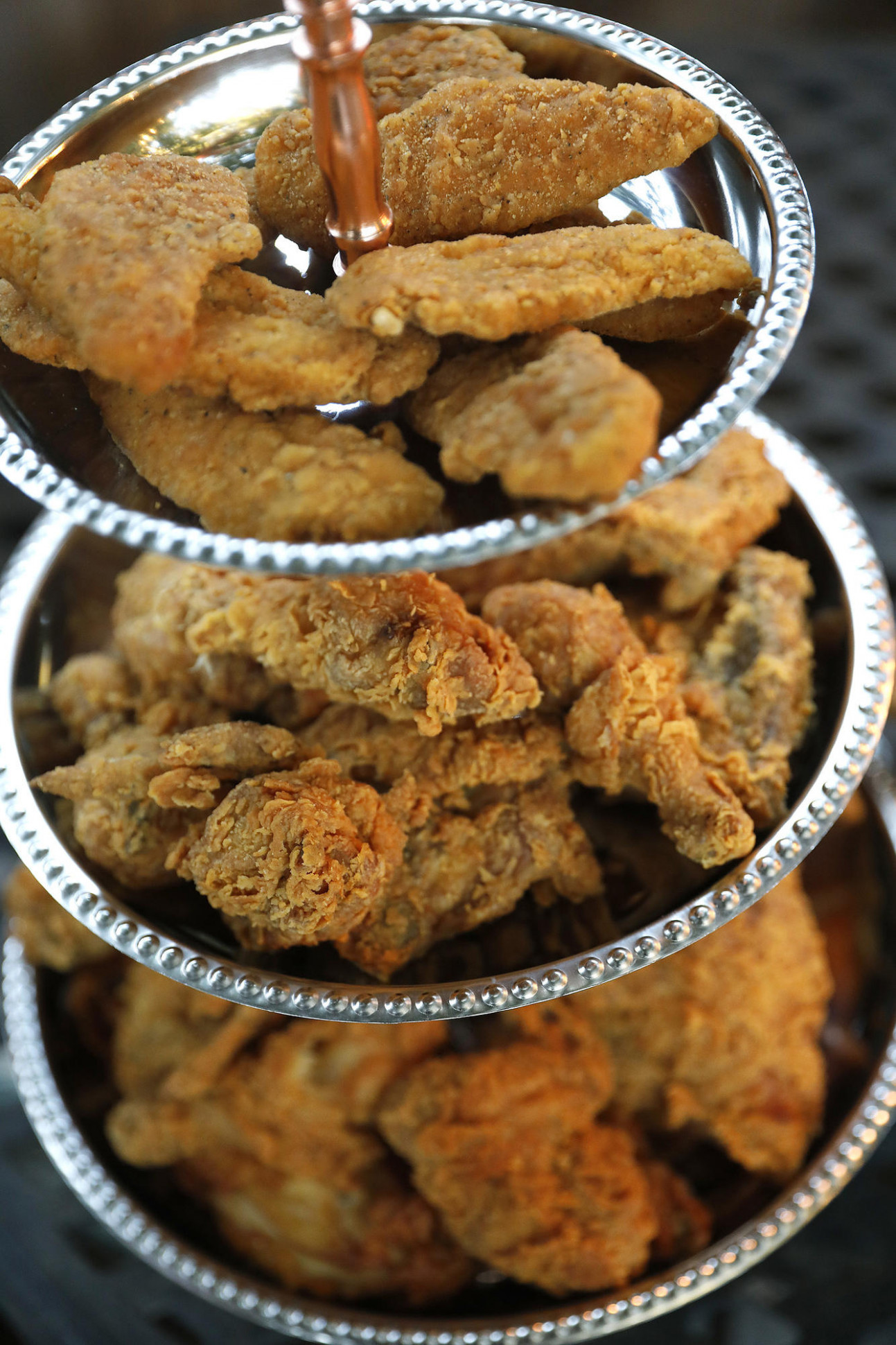 Entertaining: How to throw a fried chicken party - Los ..