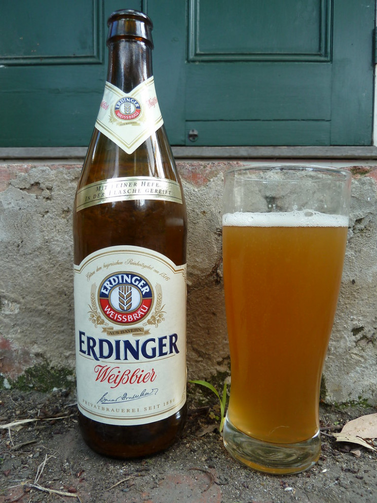 Erdinger Wiess Bier - food recipes using beer