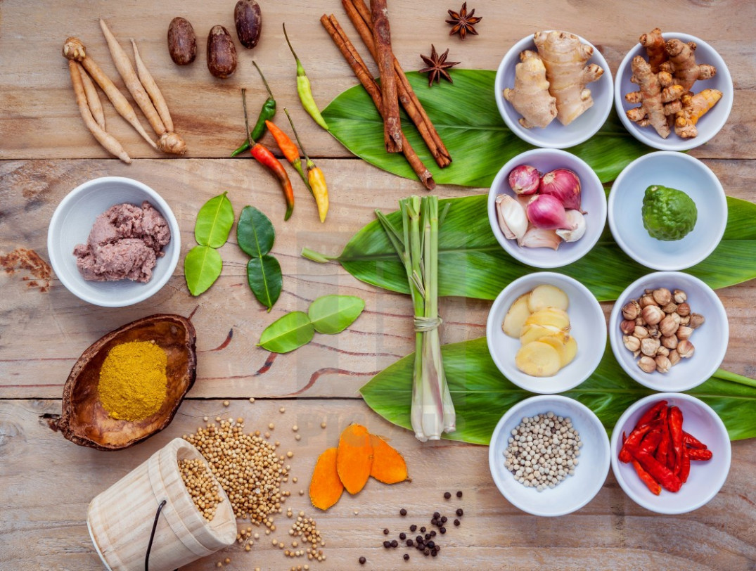 Essential Spices for Thai Food | The Best Thai Irving ..