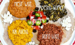 Ethiopian Recipes: Doro Wat and Injera Recipe | Me cook ...