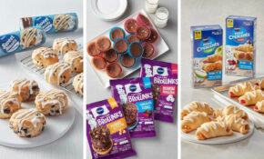 Every Delicious New Product That Pillsbury Has Launched In ..