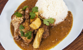 Everyday Gourmet | Quick And Easy Malaysian Chicken Curry – Chicken Recipes Gourmet