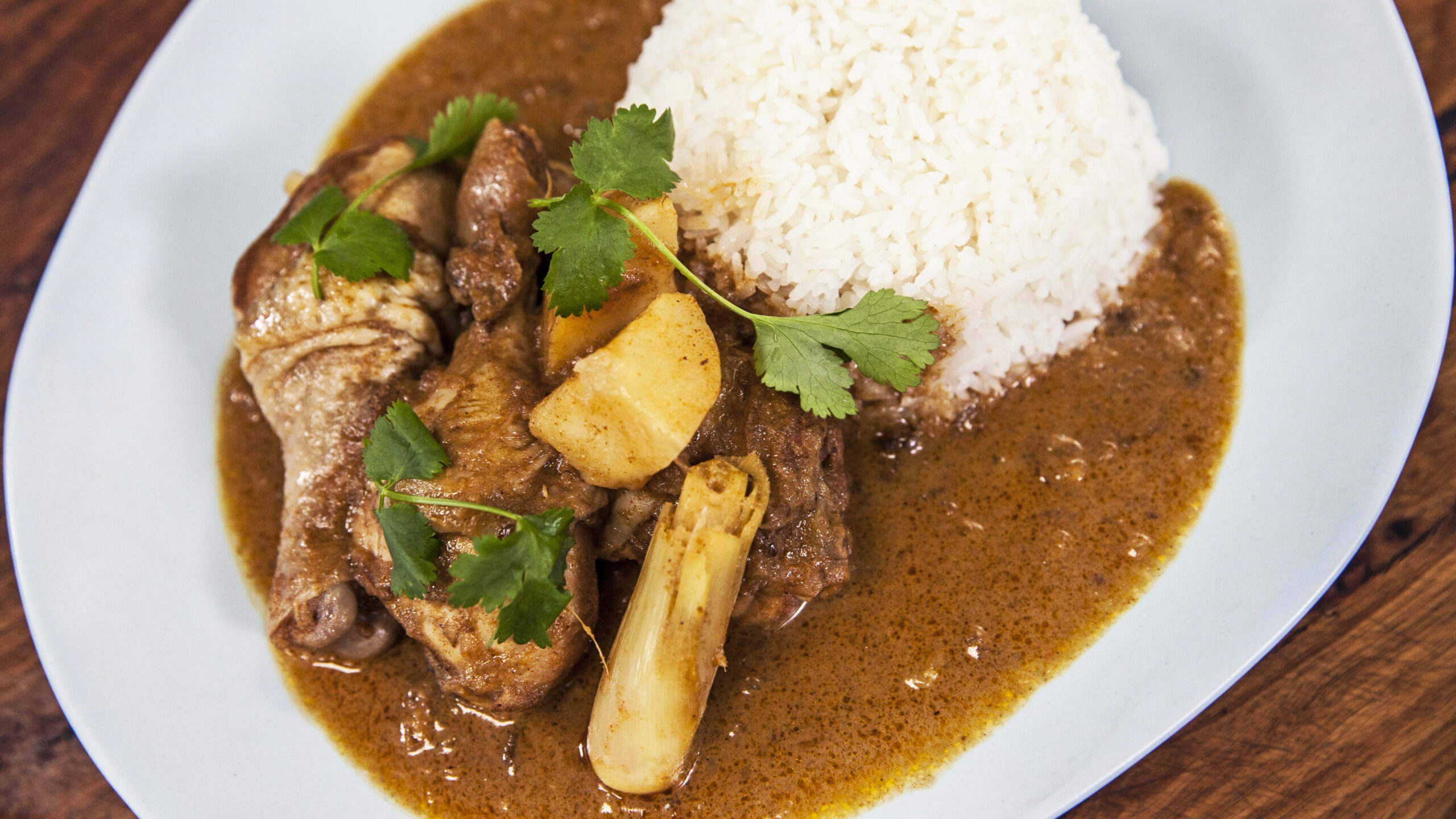 Everyday Gourmet | Quick and Easy Malaysian Chicken Curry - chicken recipes gourmet