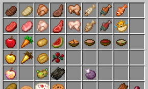 Everything Edible : Minecraft – Food Recipes In Minecraft