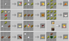 Expanded Food Mod 1.7.10 for Minecraft